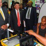 "Head of UNDP praises ""free, fair, credible"" elections in Zimbabwe"