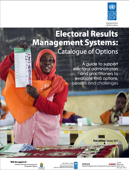 ec-undp jtf publication electoral results management systems